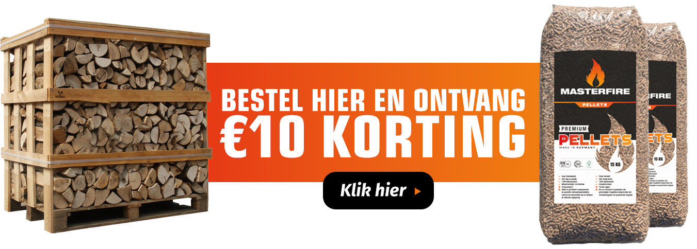Klik hier en ontvang 10 euro korting